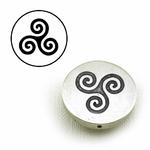 sceau avec un triskel celte
