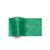 papier de soie vert paillette