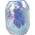 bolduc iridescent bleu