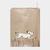 petit packaging avec un chien