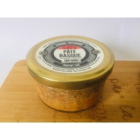 Pâté basque au Piment d'Espelette 130 gr
