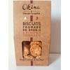 Biscuits au fromage de brebis et Piment d'Espelette