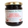 Confiture de cerises noires au piment d'Espelette - 250 gr