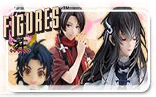 Voir les figurines Mangas