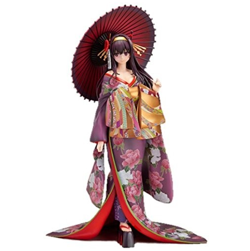ANIPLEX SAEKANO HOW TO RAISE A BORING GIRLFRIEND 1/8 UTAHA KASUMIGAOKA KIMONO