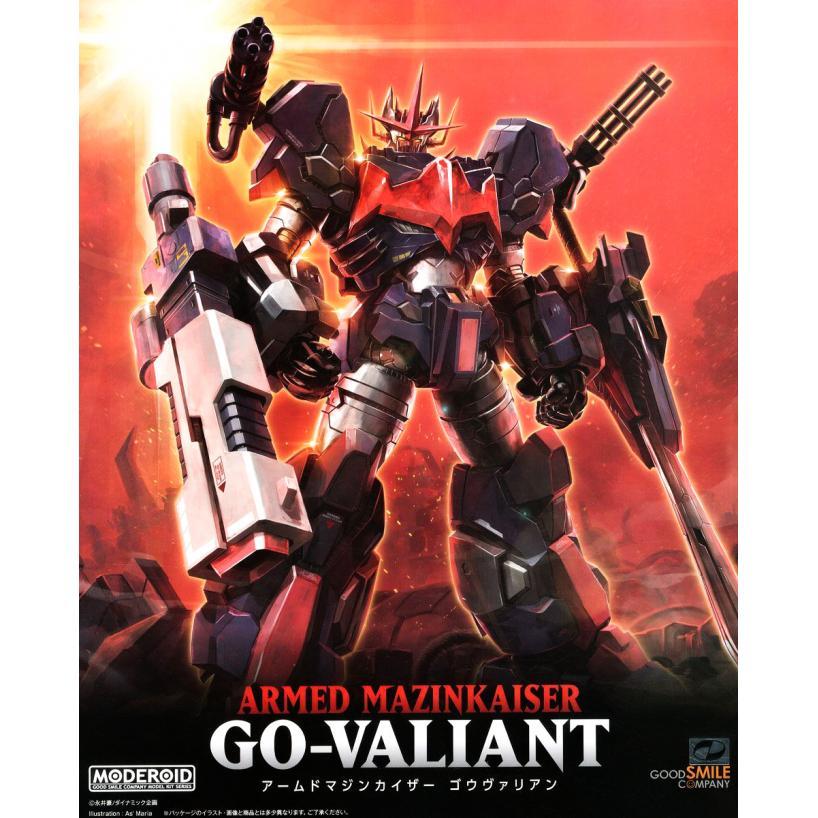 MAX FACTORY 34958 MODEROID ARMED MAZINKAISER GO-VALIANT