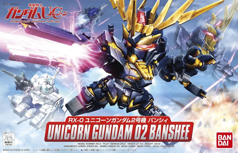 BANDAI GUN43555BB GUNDAM UNICORN 2 BANSHEE #380