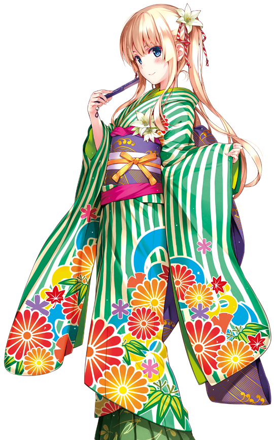 ANIPLEX SAEKANO HOW TO RAISE A BORING GIRLFRIEND 1/8 ERIRI SPENCER KIMONO