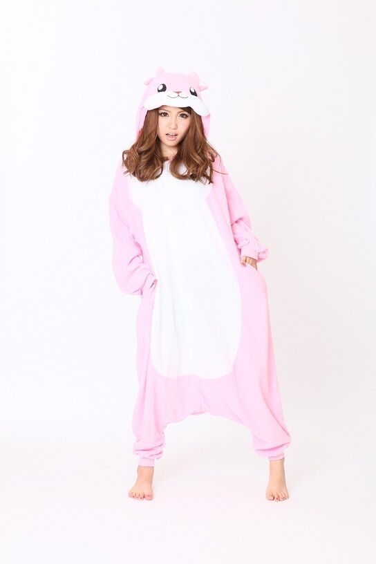 KIGURUMI 2666 JAPANESE PAJAMA COSTUM RABBIT