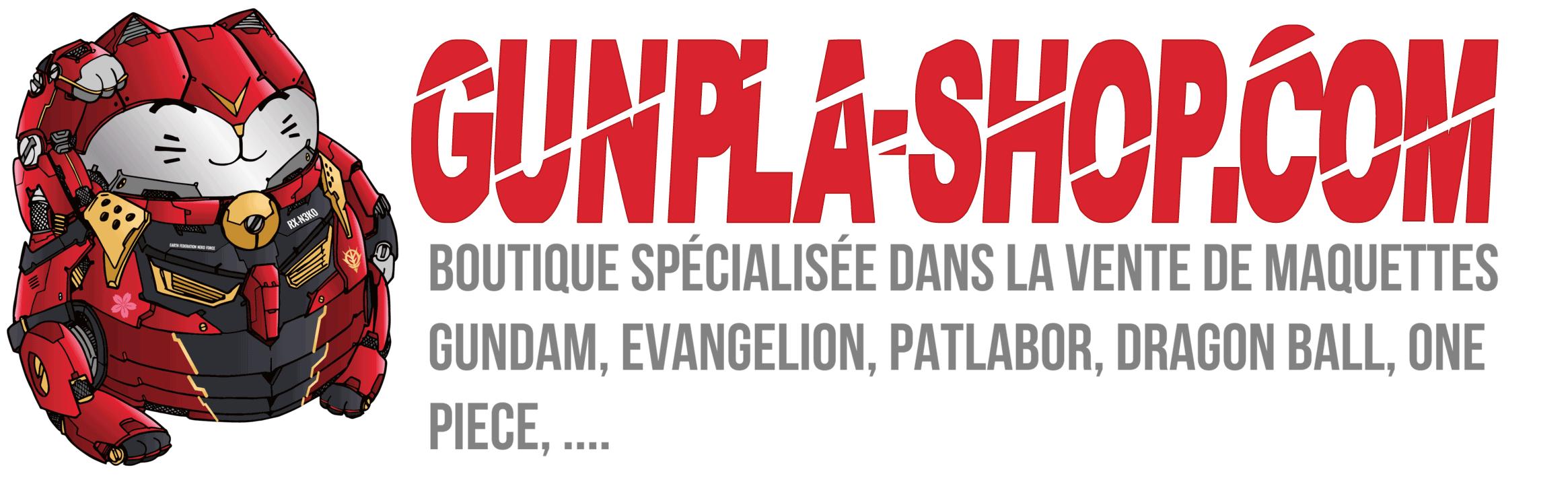 Gunpla Shop