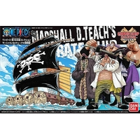 BANDAI ONE PIECE MAQUETTE MARSHALL D TEACH