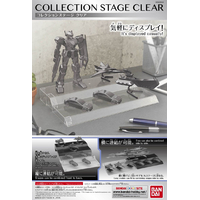 BANDAI COLLECTION STAGE SOCLE TRANSPARENT