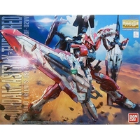 BANDAI GUN59408 GUNPLA MG 1/100 GUNDAM ASTRAY TURN RED