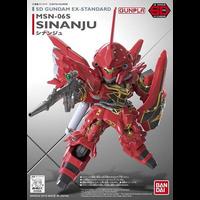 BANDAI GUNPLA SD GUNDAM EX STD 013 MSN-06S SINANJU