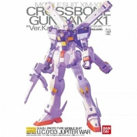 BANDAI GUN32562 GUNPLA MG 1/100 GUNDAM CROSS BONE X-1 VER KA