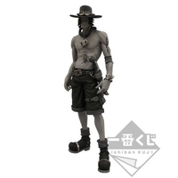BANPRESTO ICHIBAN KUJI SUPER MASTER STARS PIECE ONE PIECE ACE 03 SMSP THE TONES