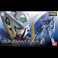BANDAI GUNPLA RG 1/144 EXIA GN-001 GUNDAM
