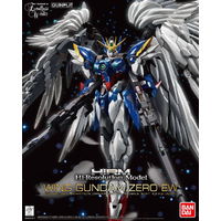 BANDAI GUN83852 HIRM HI-RESOLUTION MODEL 1/100 WING ZERO EW