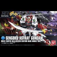 BANDAI GUN80669 GUNPLA HGBF 1/144 SENGOKU ASTRAY GUNDAM