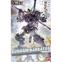 BANDAI GUNPLA RE 1/100 GUNDAM BARBATOS