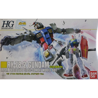 BANDAI GUN83404 GUNPLA HG 1/144 RX78-2 CLEAR EXPO