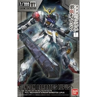 BANDAI GUNPLA RE 1/100 FULL MECHANICS GUNDAM BARBATOS LUPUS