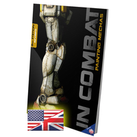 In Combat - Painting Mechas Book Ammo of Mig Jimenez