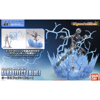 BANDAI FIGURE-RISE EFFECT AURA BLUE