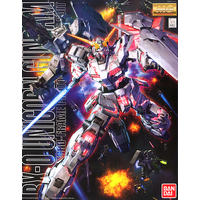 BANDAI GUNPLA MG 1/100 UNICORN GUNDAM