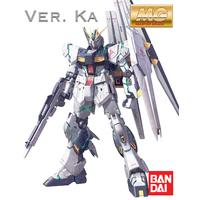 BANDAI GUN83107 GUNPLA MG 1/100 RX-93 NU GUNDAM VER KA