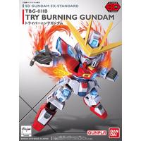 BANDAI GUNPLA SD GUNDAM EX-STD 011 TRY