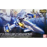 BANDAI GUN80678 GUNPLA RG 1/144 FX550 SKY GRASPER LAUNCHER SWORD