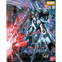 BANDAI GUN31768 GUNPLA MG 1/100 RE-ZEL COMMANDER TYPE GUNDAM REZEL