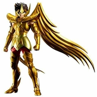 SAINT SEIYA - SAGITTARIUS AIOLOS LIMITED EDITION WITH SEIYA HEAD GIGANTIC SERIES
