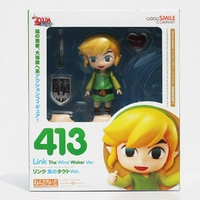GOOD SMILE COMPANY NENDOROID SERIES THE LEGEND OF ZELDA: THE WIND WAKER HD LINK #413