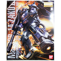 BANDAI GUN22385 GUNPLA MG 1/100 ZAKU MS06R BLACK TRI-STAR 2.0