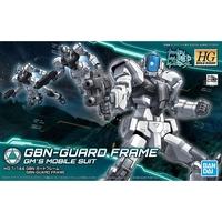 BANDAI GUN62928 GUNPLA HGBD 1/144 GBN GUARD FRAME