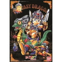 BANDAI MODEL KIT 60062 DR SLUMP FANTASY DRAGON MK