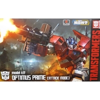 FLAME FA63620 TRANSFORMERS OPTIMUS PRIME IDW MK FURAI MODEL