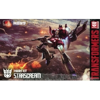FLAME FA62536 TRANSFORMERS STARSCREAM MODEL KIT