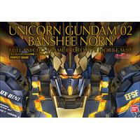BANDAI GUNPLA PG 1/60 RX-O[N] UNICORN GUNDAM 02 BANSHEE NORN
