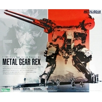 KOTOBUKIYA KTOKP221 METAL GEAR SOLID FIGURINE PLASTIC MODEL KIT 1/100 REX 22 CM