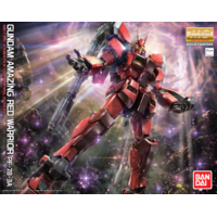 BANDAI GUN9115 GUNPLA MG 1/100 GUNDAM AMAZING RED WARRIOR
