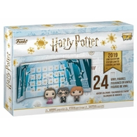 Harry Potter Pocket POP! calendrier de l´avent Wizarding World 2019 - Précommande Novembre 2019