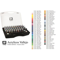VALLEJO GAME COLOR BOX SET 72172