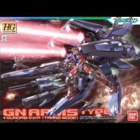 BANDAI GUN26607 GUNPLA HG 1/144 GUNDAM EXIA + GN ARMS