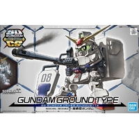 BANDAI GUN65954 GUNPLA SD CROSS SILHOUETTE GUNDAM GROUND TYPE