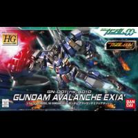 BANDAI GUN82831 GUNPLA HG 1/144 AVALANCHE EXIA DASH