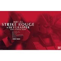 BANDAI GUN16106 GUNPLA PG STRIKE ROUGE + SKYGRASPER 1/60