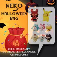 NEKO HALLOWEEN CANDY BAG